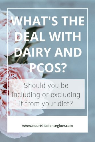 Is yoghurt good for PCOS? Should you go dairy free if you have PCOS? How about insulin resistance and PCOS, does dairy improve symptoms or worsen them? This article answers these types of questions and offers advice on the best diet for PCOS.